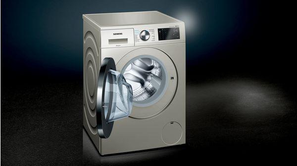 lavadora sensofresh desinfectante y elimina bacterias y germenes. de acero inoxidable. wm14t79xes en muebles bravo, decoracion bravo o electrobravo en Valdemorillo, Madrid